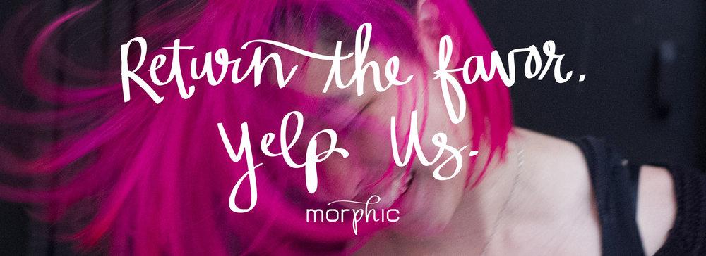 Morphic Yelp