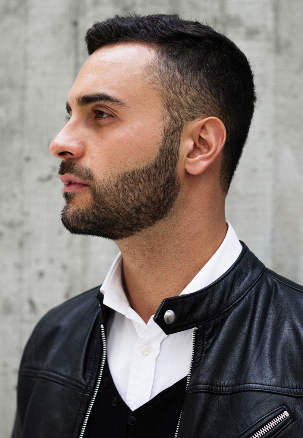 Men's hair by Morphic