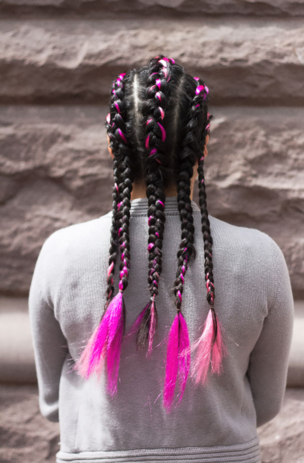 Braids by Morphic