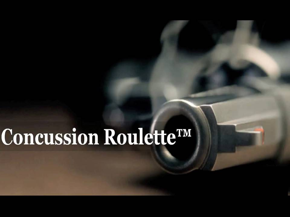 Protect your athlete. Don't play concussion roulette with their life.