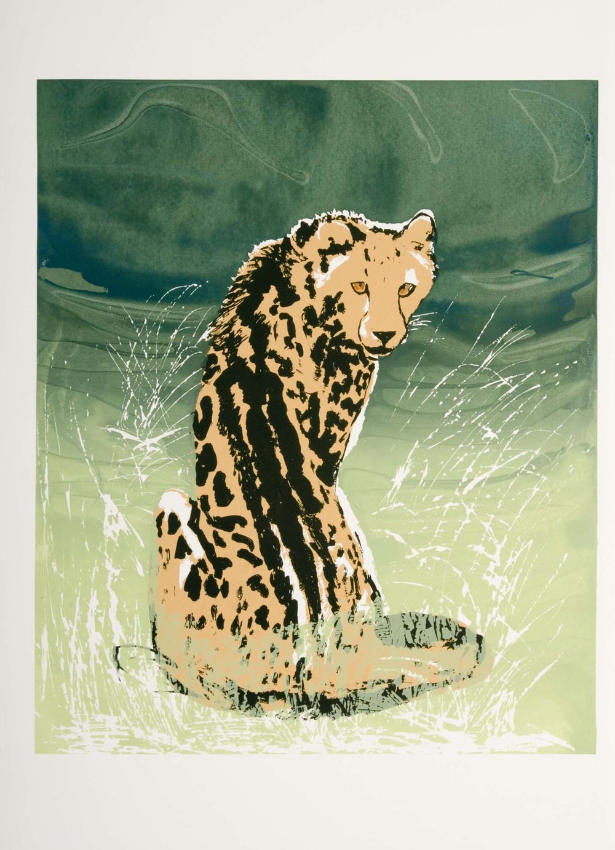 Bride to Be (Cheetah)