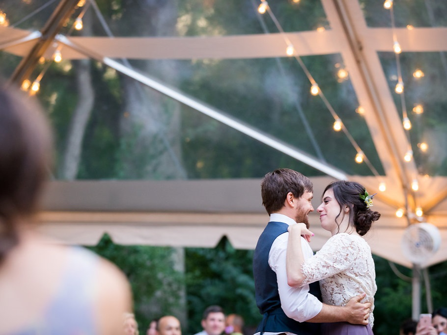 Amanda + Brandon: Private Residence
