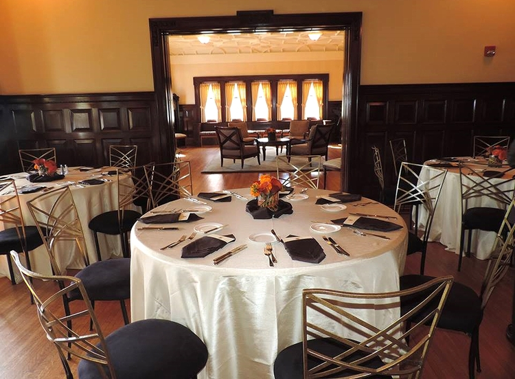 Industry Luncheon: Piper Mansion