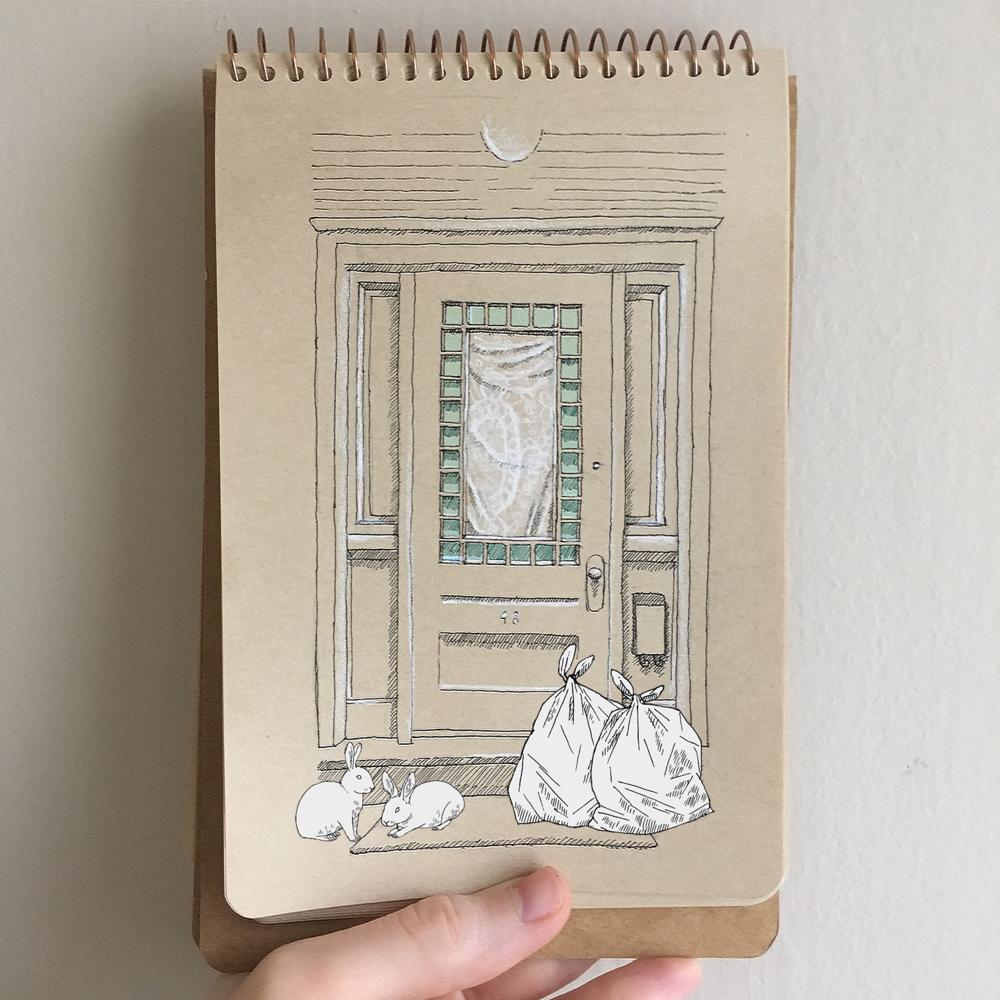 IN PRAISE OF DOORS