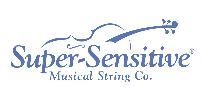 Louis Michot would like to thank SUPER SENSITIVE for providing him with the best sounding, hard to pop, violin strings, c'est les meilleurs!!
