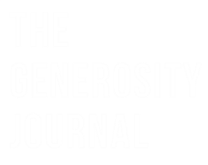 The Generosity Journal