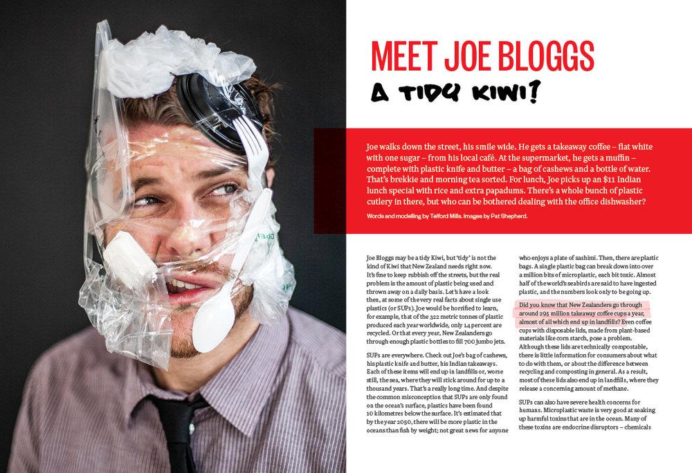 Meet Joe Bloggs