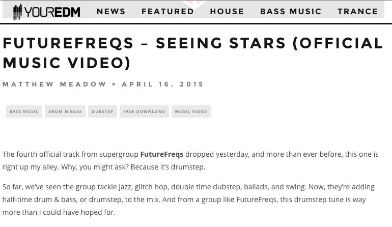 yourEDMseeingstars