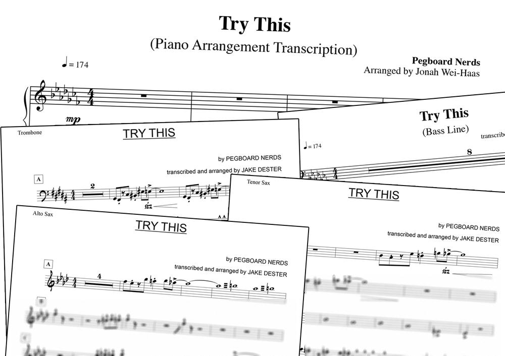 Piano anime piano sheet music : VIDEO]