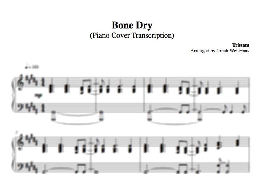 Piano somewhere piano sheet music : FLIGHT (PIANO COVER TRANSCRIPTION) — Jonah Wei-Haas