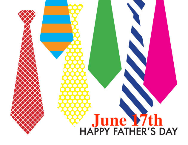 June 17th is Father's Day.  Get Dad something sweet!