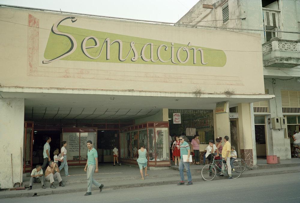Sensacion-Central Havana, Cuba