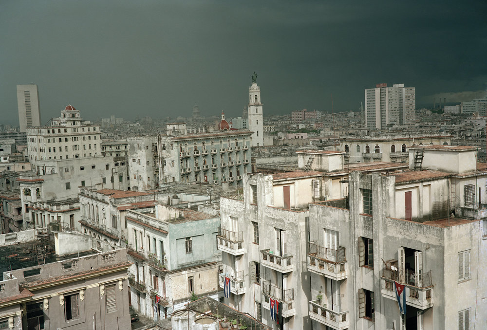 View on July 26-Havana, Cuba