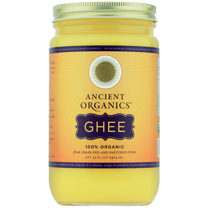 Full Moon Grass-fed Ghee by Ancient Organics
