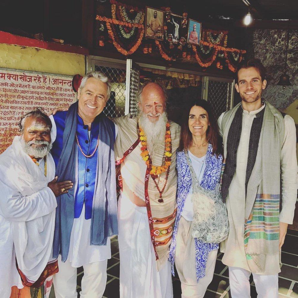 Rishikesh, India 2016