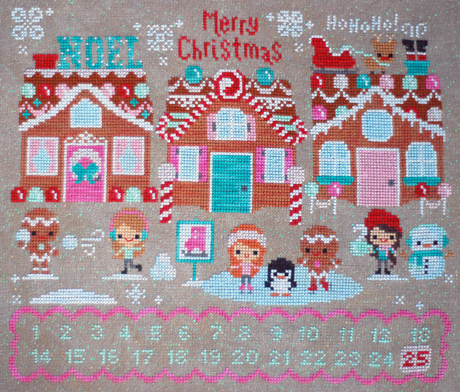 Christmas on Gingerbread Lane - Final Cover