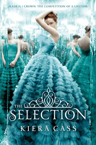 The Selection by Kiera Cass !