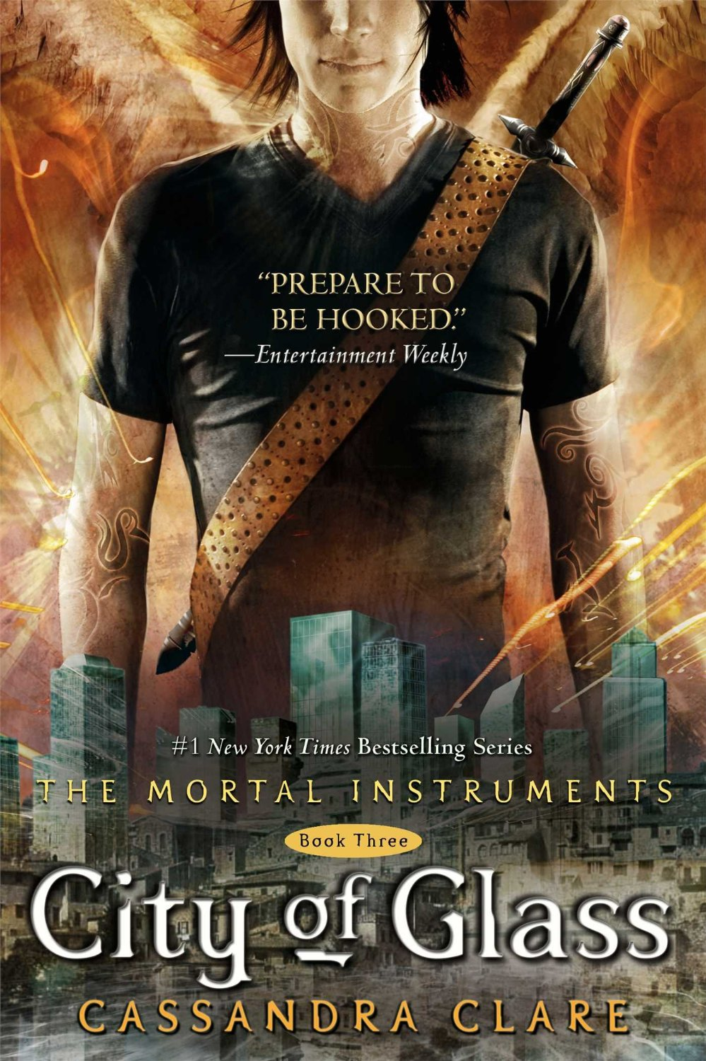 City of Glass by Cassandra Clare!