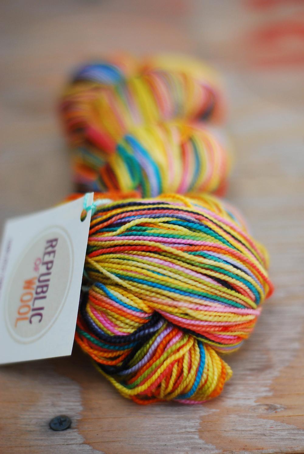 Book Cover Watercolor Yarn : Sock yarn book covers — hey porkchop