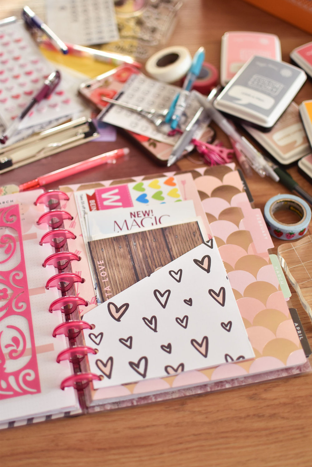 The Happy Planner: Stuff I love, how I use it and more! — Hey Porkchop!