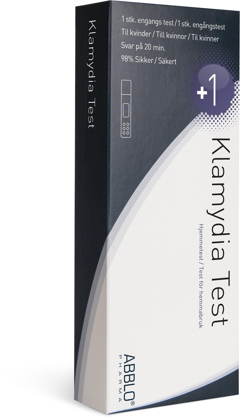 Klamydia print