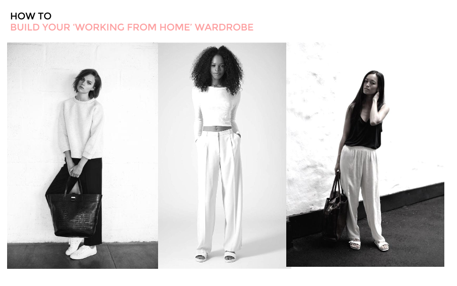 The Working Women's Club - Build Your Working From Home Wardrobe