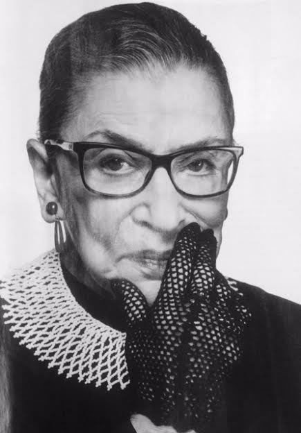 The Working Women's Club - Ruth Bader Ginsburg
