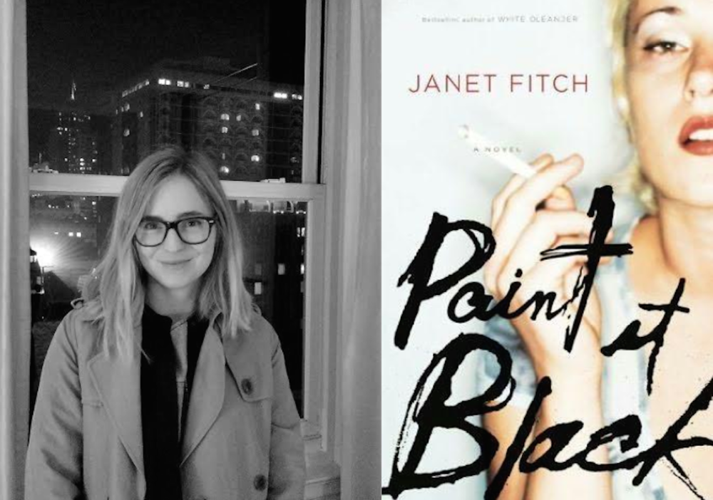Kate Williams -   Writer and Editor    Paint It Black  by Janet Finch   I read this book a few years ago, and want to read it again this summer. I love how Fitch depicts LA, and how the main character is flawed and realistic, but ultimately a badass who stands up for herself—the kind of person I hope I would have been friends with if I'd somehow been an early '80s California punk. The story has just enough sex and pop culture to make it a fun read, but it's still complex enough that you won't be able to blow through it in an afternoon. Maybe it'll take you all weekend.    heykatewilliams.com