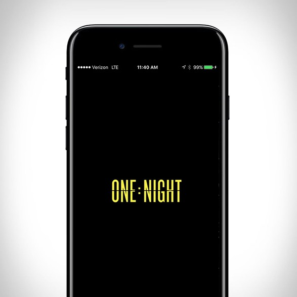 One:Night: A last-minute hotel booking app that's similar to Hotel Tonight but, like, chicer.