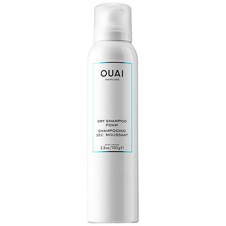 The best dry shampoo I ever did try. By  OUAI.