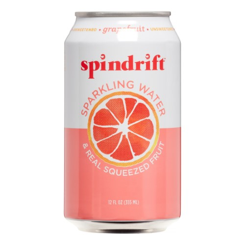 I drink an absurd, absurd amount of seltzer, and  Spindrift  makes some of the very best.