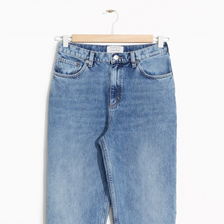 These jeans  are a great contemporary spin on the classic 501 (my denim of choice for the past 10 years)