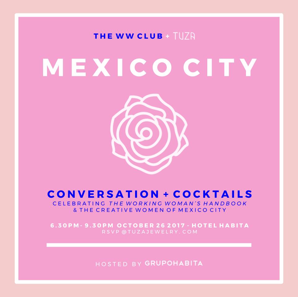 Last stop: MEXICO CITY.