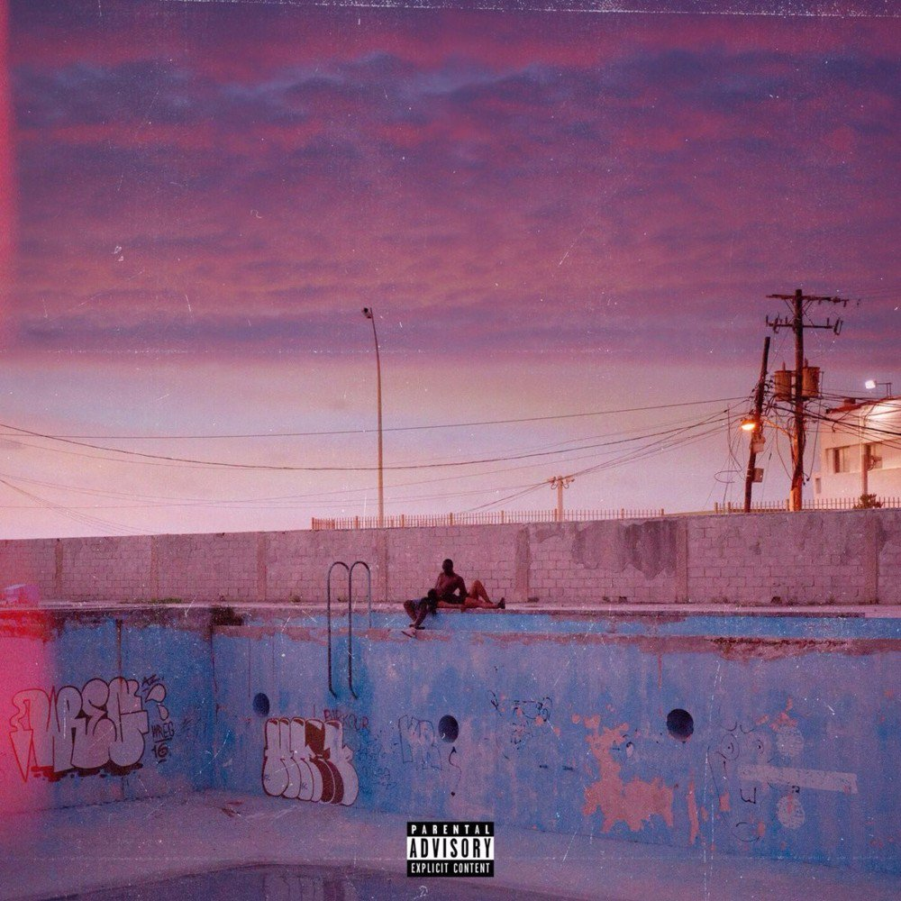 Currently on heavy rotation:the dreamy, sultry new album from Dvsn.