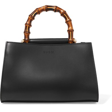 ...and this timeless  Gucci tote. ..