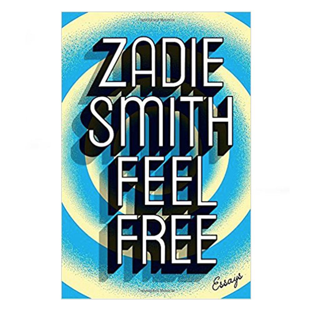 **New  Zadie Smith klaxon!** Rejoice.