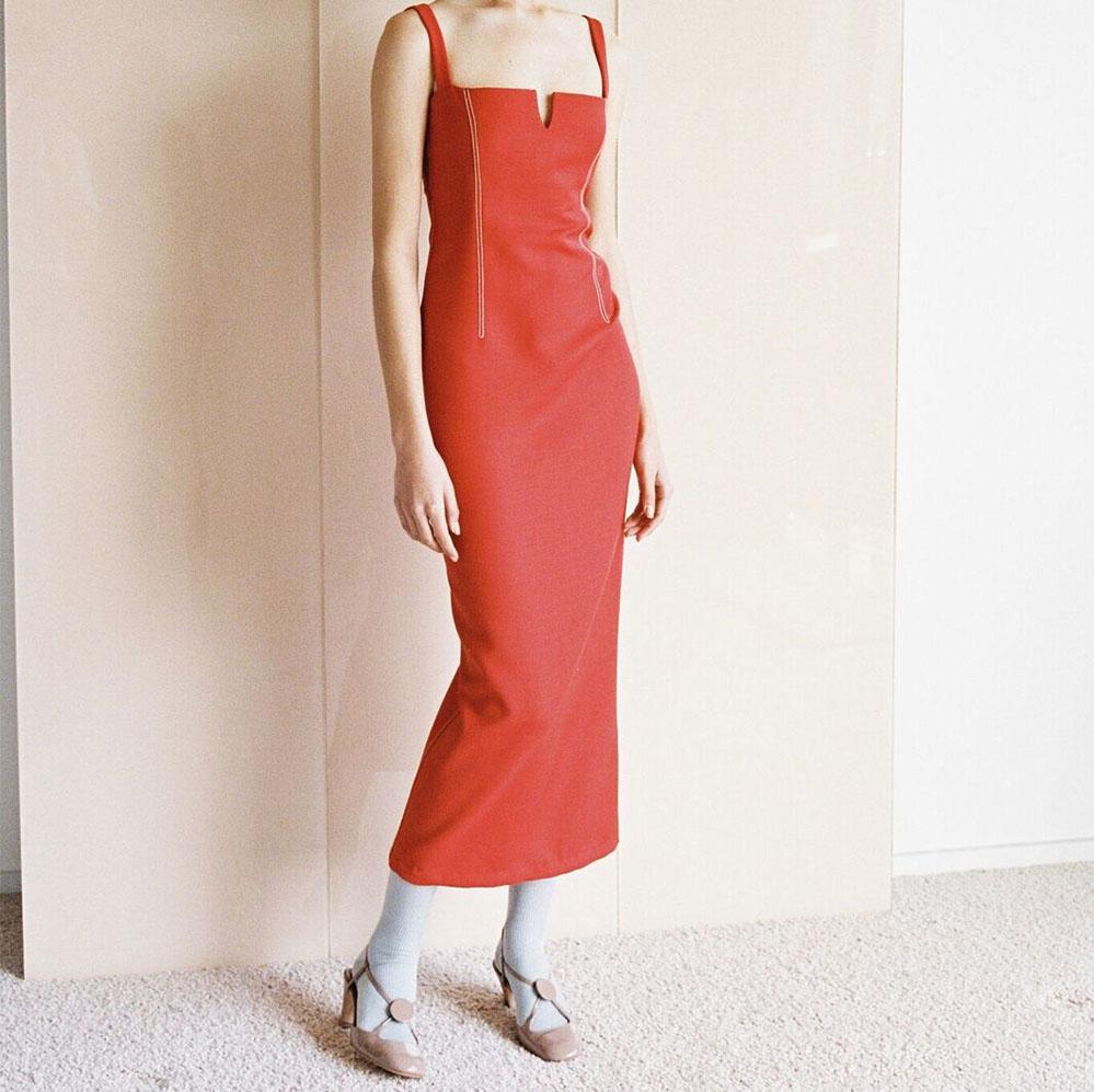 Paris Georgia Basics = my dream summer wardrobe.