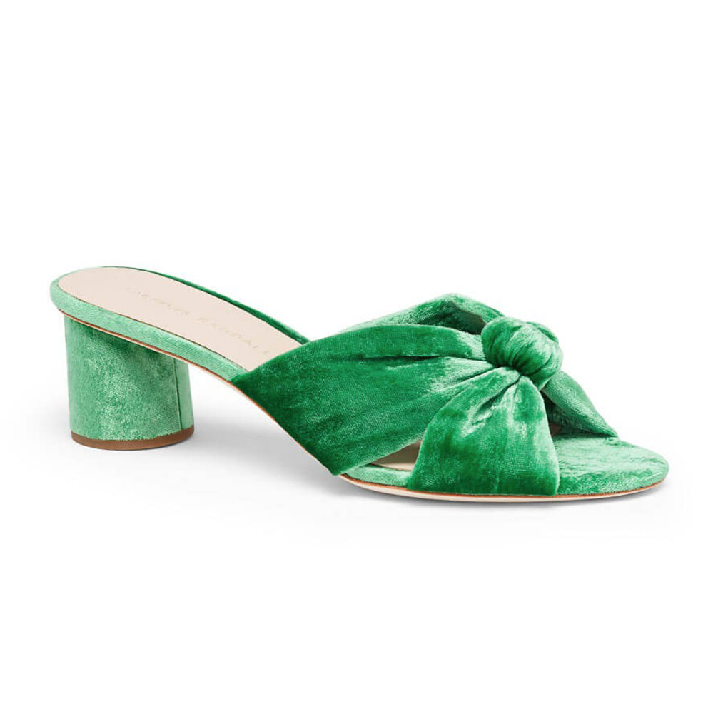 I've never owned a pair of  green shoes . Is it time?