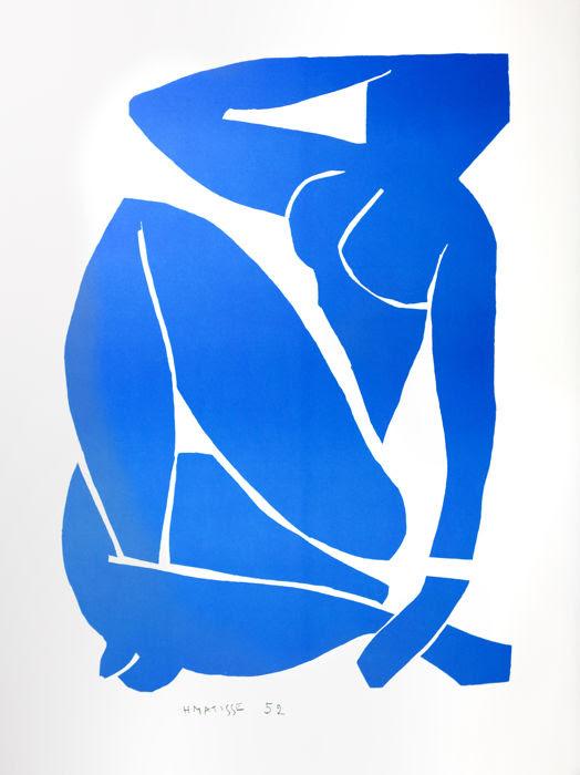Henri Matisse on a Monday.