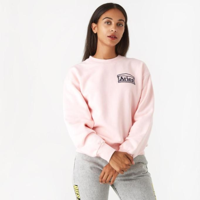 For the Aries (or Aries-lover, or just sweatshirt-lover) in your life.