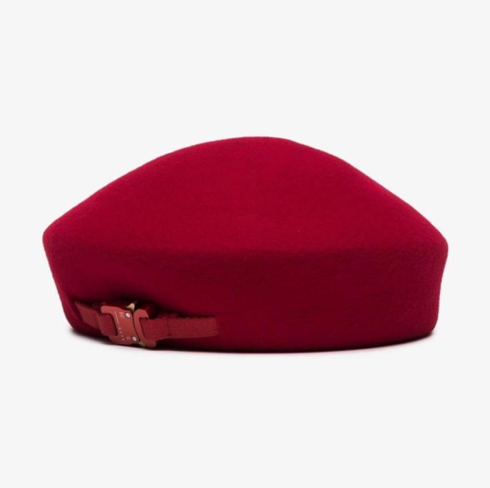 Damn, that's a good beret.