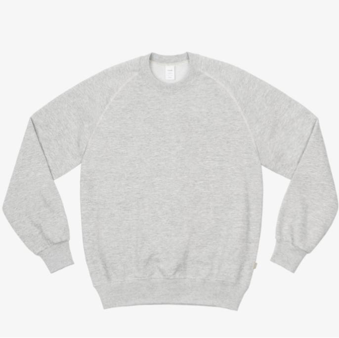 A  perfect crewneck  is worth its weight in gold (or quality cotton).