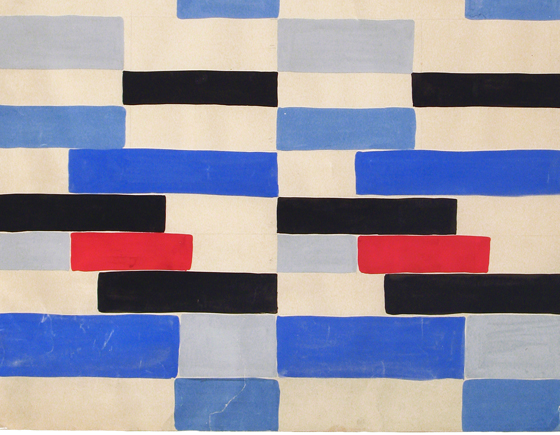 Sonia Delaunay on a Monday