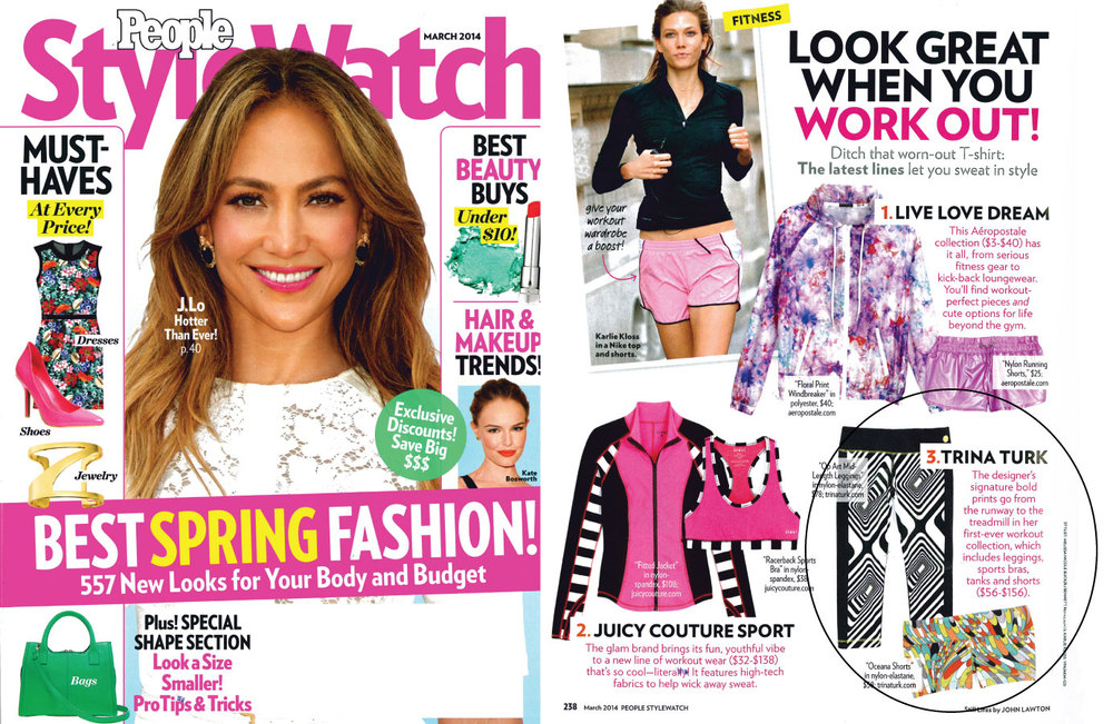 People / Style Watch, March 2014