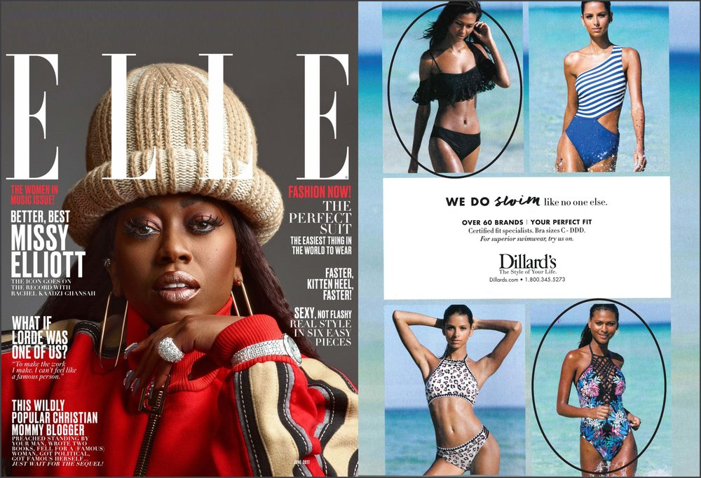 Elle, June 2017