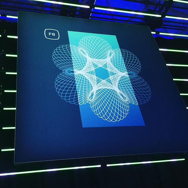 Spending the day talking all things Facebook. #Facebook #F8 #FacebookDeveloper