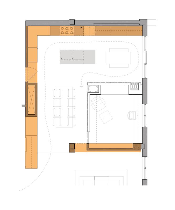 Home Circulation Diagram