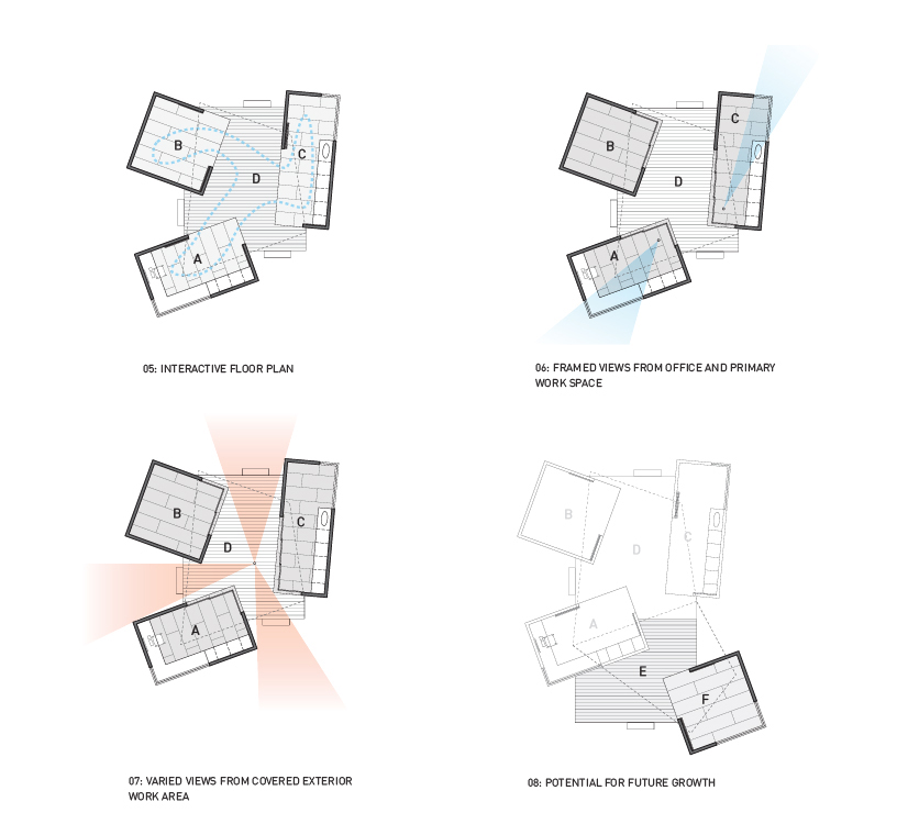 Building View and Expansion Studies