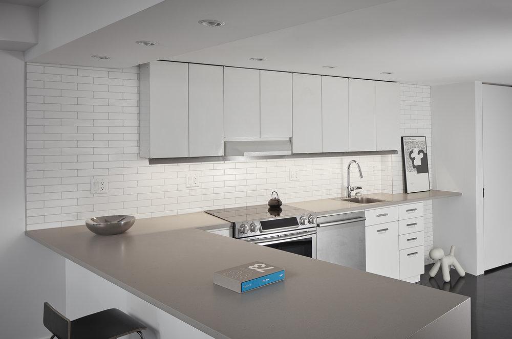 Kitchen,Photo courtesy of Tom Harris