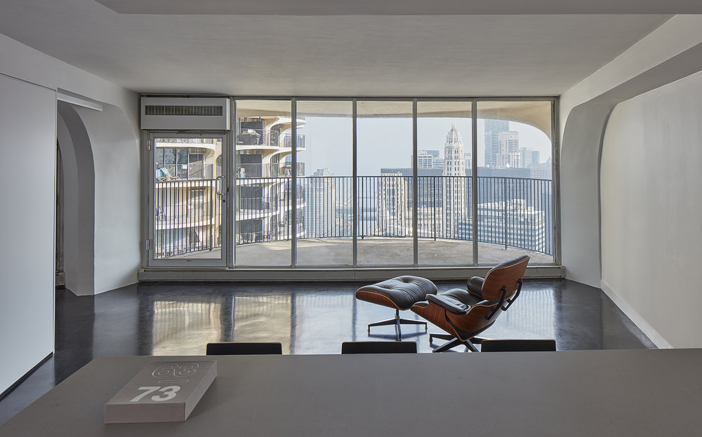 Living Room with View,Photo courtesy of Tom Harris